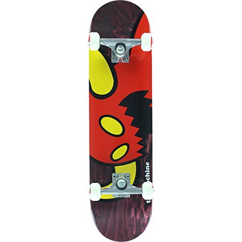 Toy Machine Skateboards Vice Monster Assorted Stain Complete Skateboard - 7.75
