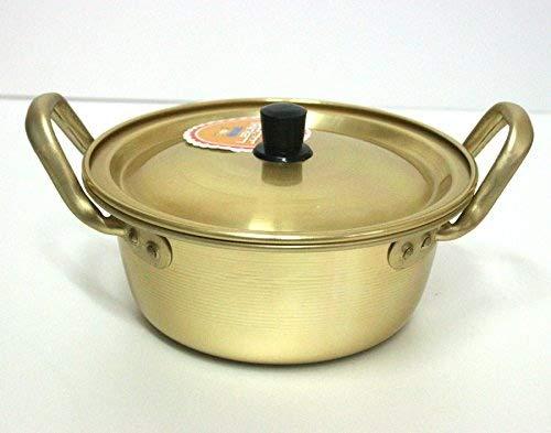 Korea Noodle Pot / Hot Shin Ramyun Aluminum Pot 6.3''(16cm)/ Traditional HOT POT