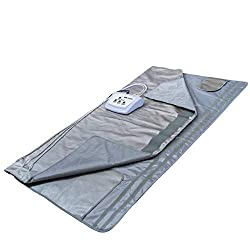 Gizmo Supply 3 Zone Infrared FIR Sauna Blanket