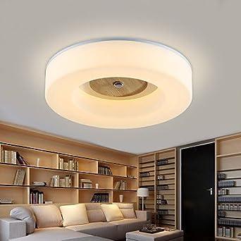 GD Jane y P madre IKEA Europea de madera lámparas de techo de pasillo despistadamente balcón lámpara del dormitorio para escaleras, 110-120V: Amazon.es: Iluminación