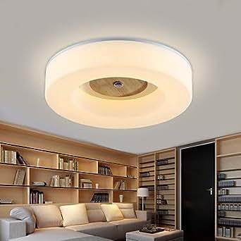 GD Jane y P moderno minimalista lámpara de madera ikea ...