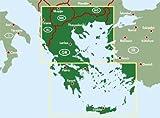Greece (Road Maps)