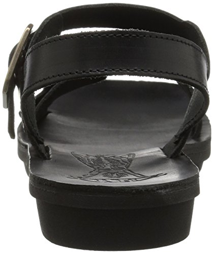 Fly London Mujeres Maro911fly Flat Sandal Black Brindle