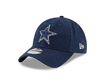 New Era Dallas Cowboys Navy Rugged 9TWENTY Adjustable Hat/Cap