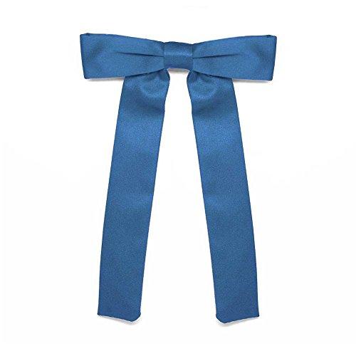 - TieMart Blue Kentucky Colonel Tie