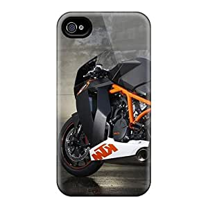 Premium LhF28442EDCo Cases With Scratch-resistant/ Ktm 1190 Rc8 Cases Covers For Iphone 6