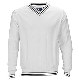 Argyle Culture Mens Tennis Sweater, Color Options