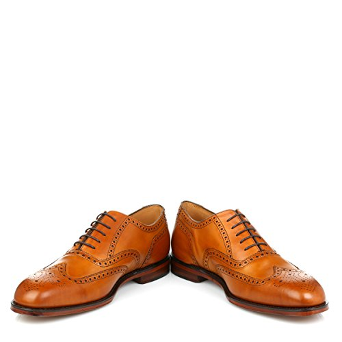 Loakes Buckingham Tan UK 9 / EU 43