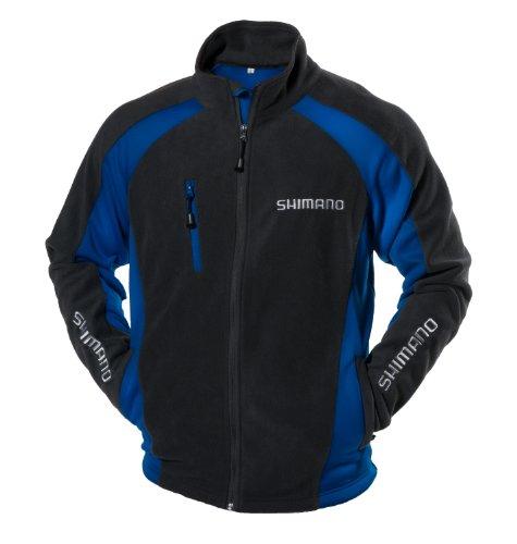 Shimano Atlas Fleece Jacket - X - Large - Charcoal