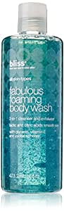 bliss Fabulous Foaming Body Wash, 16 fl. oz.
