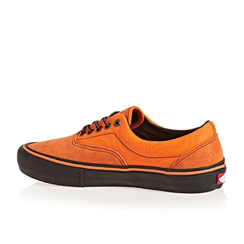 Vans x Spitfire Era Pro Pumpkin Orange Black Skate Shoes (Spitfire) Cardiel/Orange adqtzhVV