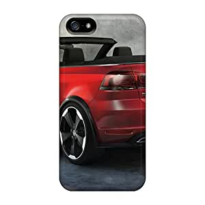 OSd27011GcER Phone Cases With Fashionable Look For Iphone 5/5s - Golf Gti Cabrio Rear