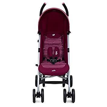 Joie Nitro - Cochecito, diseño de rayas, color rosa: Amazon ...
