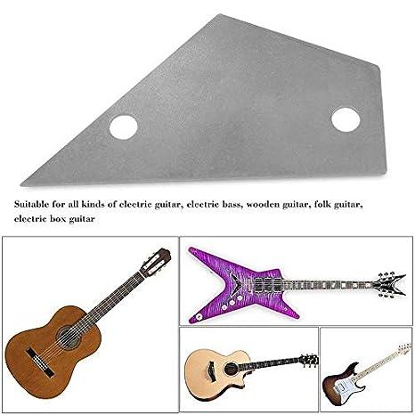 Herramientas para guitarra, guitarra, bajo, diapasón, mástil de ...