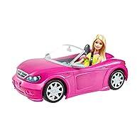 Barbie DGW23 Glam Convertible, Pink