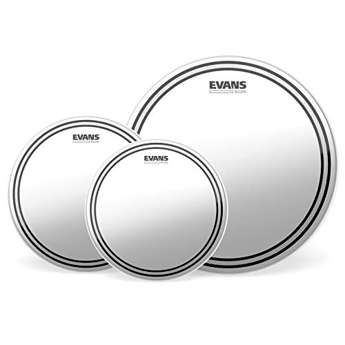Evans EC2S Clear Standard Pack (12