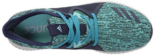 Adidas Performance Women's Edge Lux 2 Running Shoe, Energy Aqua/Trace Blue/Grey One, 8 Medium US