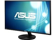 "ASUS VN279Q 27"" Full HD 1920x1080 DisplayPort HDMI VGA Eye Care Monitor"