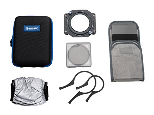 Benro Master Lens Filter, Black (FM1077) from Benro