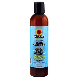 Tropic Isle Living Jamaican Black Castor Oil Shampoo