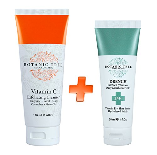 Botanics Skin Care Products