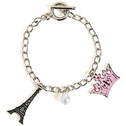 Perfectly Paris Charm Bracelets. (8 pcs. Per Unit)