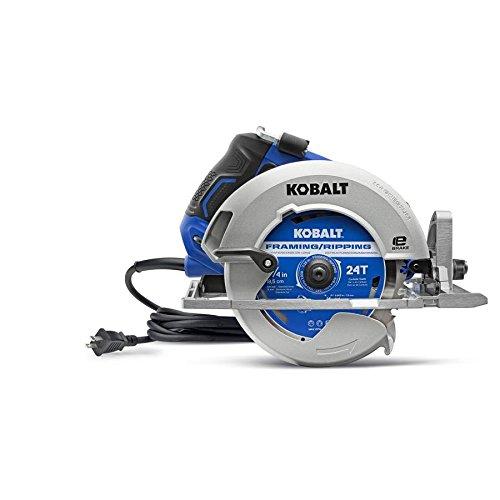 Kobalt 15-Amp 7-1/4-in Corded Circular Saw Brake