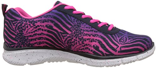 Skechers EqualizerSurf Safari Damen Sneakers Blau (NVHP)
