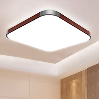 Led ceiling lights uk new blog wallpapers natsen led ceiling light 30w warm white neutral white modern brown l with remote aloadofball Gallery