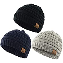 Century Star Infant Toddler Beanie Knit Baby Boy Hat Cute Winter Warm Beanies Hats for Boys Girls