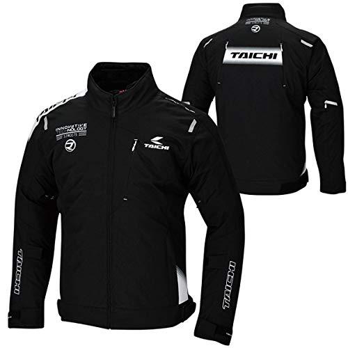 RS Taichi Racer All Season Jacket - RSJ710 (XXXX-Large) (Black/White)