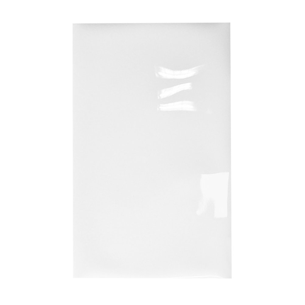Winomo - Lavagna bianca magnetica per Frigorifero, Lavagna da Cucina per Lista della spesa, promemoria, facile da pulire, per gli adulti e i bambini (A4)