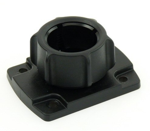 Ultimate Addons Adaptor Plate Amps 4 Hole Layout to 1inch / 25mm Ball (Female) (SKU - Ram Hole