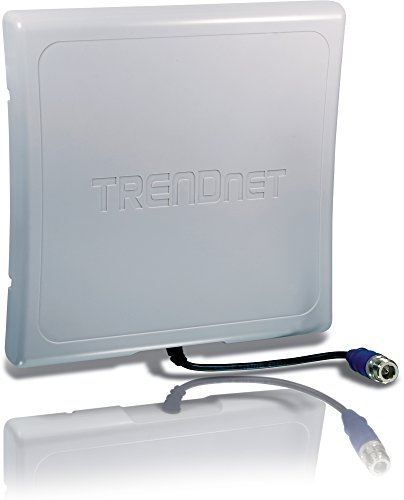 TRENDnet 14dBi Outdoor High Gain Directional Antenna, Compatible with 2.4GHz 802.11b/g Wireless Devices, - Gain Antenna Kit High
