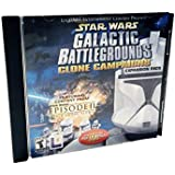 Star Wars Galactic Battlegrounds: Clone Campaigns (Expansion Pack) (輸入版)