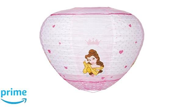 Lámpara Papel De Arroz Princesas: Amazon.es: Hogar