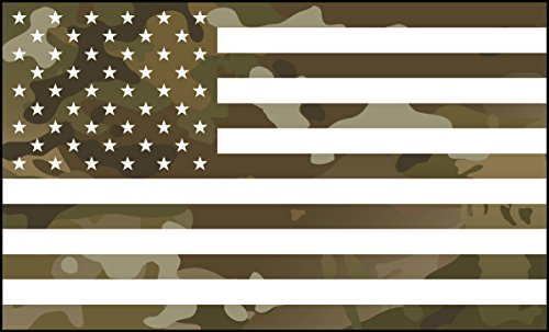5x3 Inch 3m Reflective Multicam Us Made American Us Patrioti