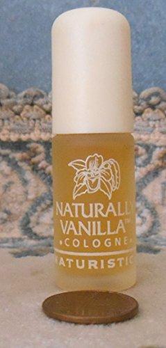 Naturistics Naturally Vanilla Cologne Dab Miniature for Women .17oz/5ml Discontinued ()