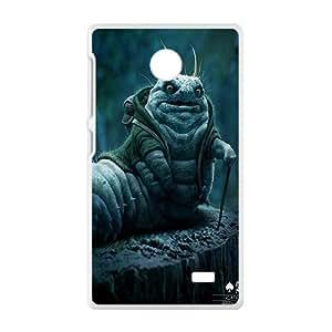 Happy Alice In Wonderland Case Cover For Nokia Lumia X