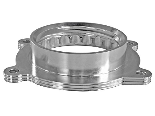 Afe Throttle Body Spacer (aFe Power Silver Bullet 46-34011 Chevrolet Throttle Body Spacer)
