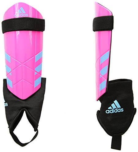 adidas Performance Ghost Youth Shin Guard, brillante pequeña, color rosa