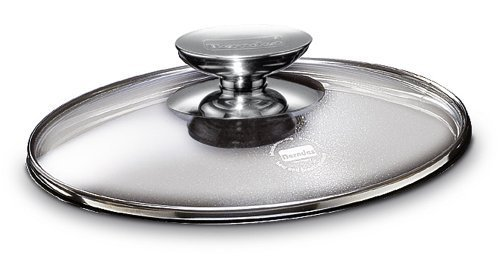 Berndes 007032 SignoCast Pearl Glass Lid, 13-Inch