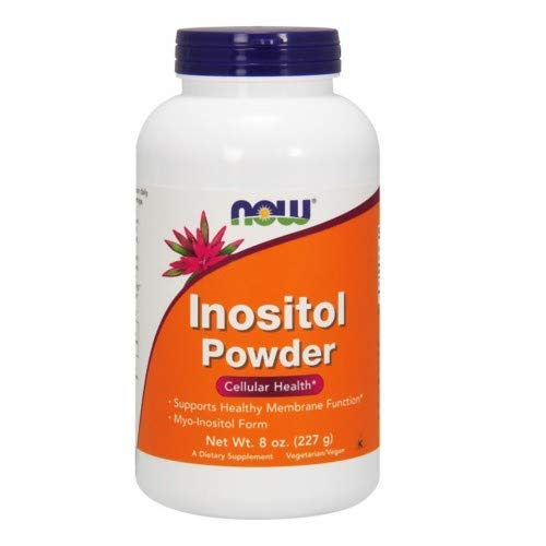 Inositol, PURE POWDER, 8 OZ by Now Foods (Pack of 6)