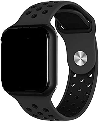 FANZIFAN Reloj Inteligente Sport Smart Watch 42mm Hombres para iOS ...