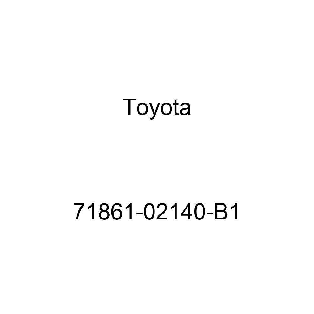 TOYOTA Genuine 71861-02140-B1 Seat Cushion Shield