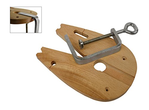 The Studioflux Jewelry Making Sawing Wooden Bench Pin Workbench Tool