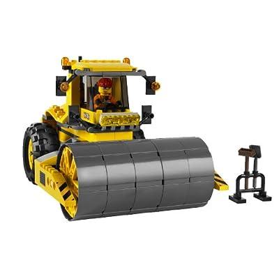 Lego City Set #7746 Single-Drum Roller: Toys & Games