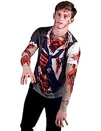 Men's Zombie with Mesh Sleeve