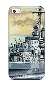 TYH - Hot 44K High Quality Ship Case For Iphone 4/4s / Perfect Case phone case
