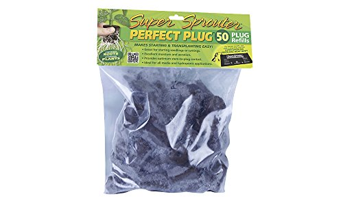 Super Sprouter Perfect Plug Refill Pack (50/Bag)